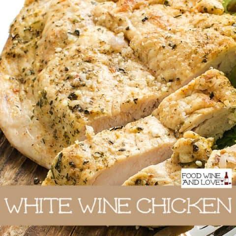 White Wine Chicken