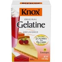 Unflavored Gelatin Packets