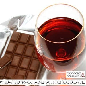How to Pair Wine With Chocolate
