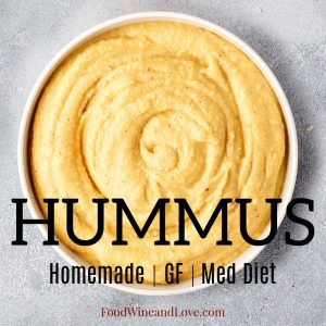 How to Make Homemade Hummus
