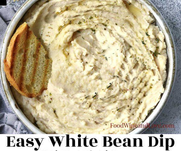 Easy White Bean Dip