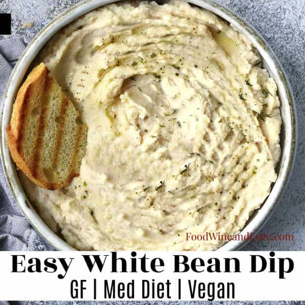 Easy White Bean Dip