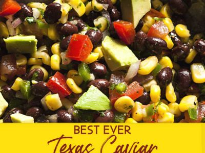 The Best Ever Texas Caviar