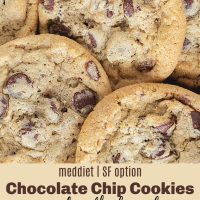 Chocolate Chip Cookies Made With Olive Oil