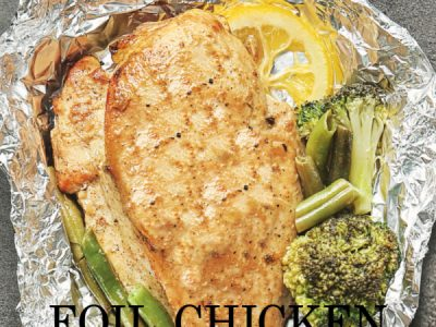 Easy Chicken Foil Packets