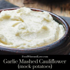 Cauliflower Mashed 'Potatoes'