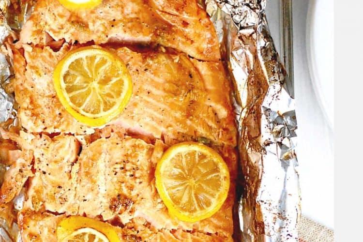 Mediterranean Diet Lemon Pepper Chicken