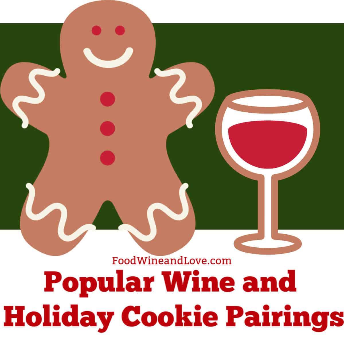 Easy Cookie and Wine Pairings