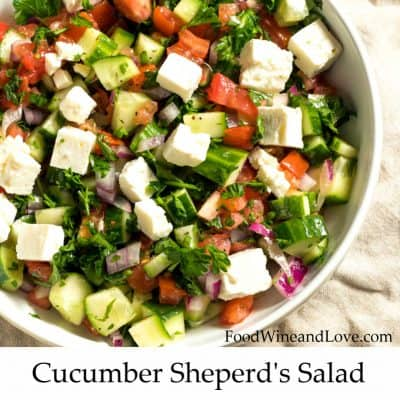 Simple and Delicious Shepherd's Salad