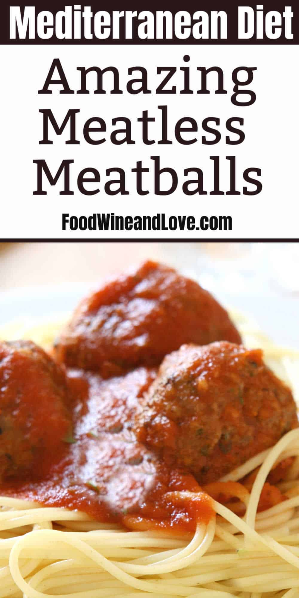 Yummy Meatless Meatballs