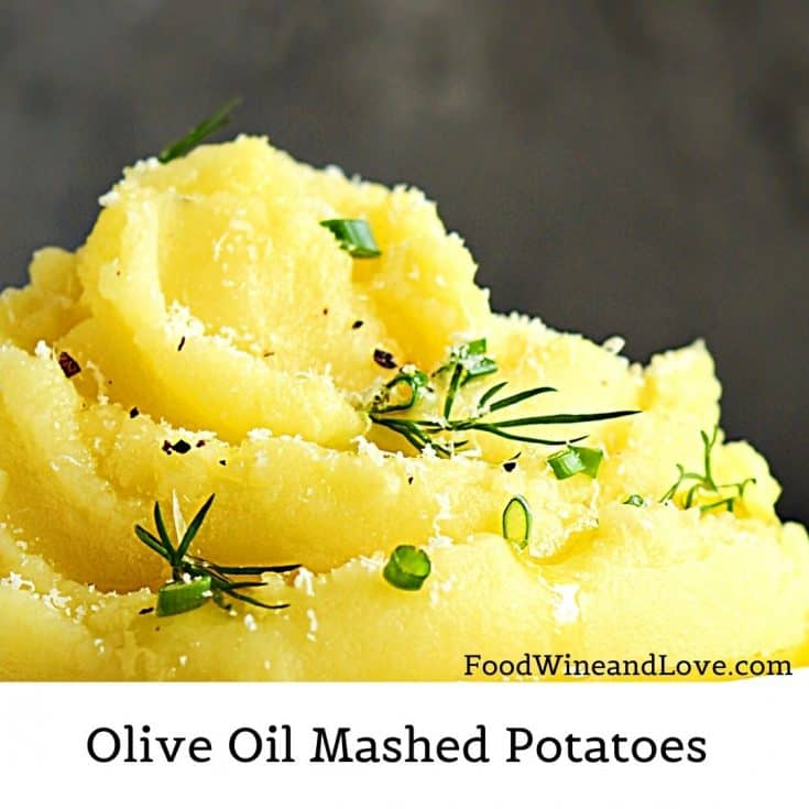 Mediterranean Diet Olive Oil Potatoes