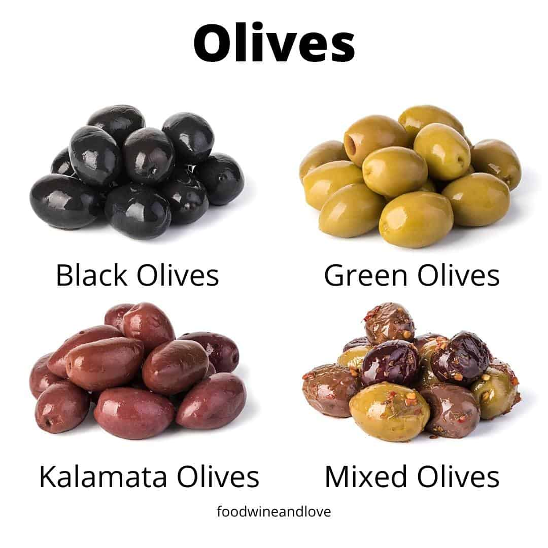 Mediterranean Diet Guide to Olives