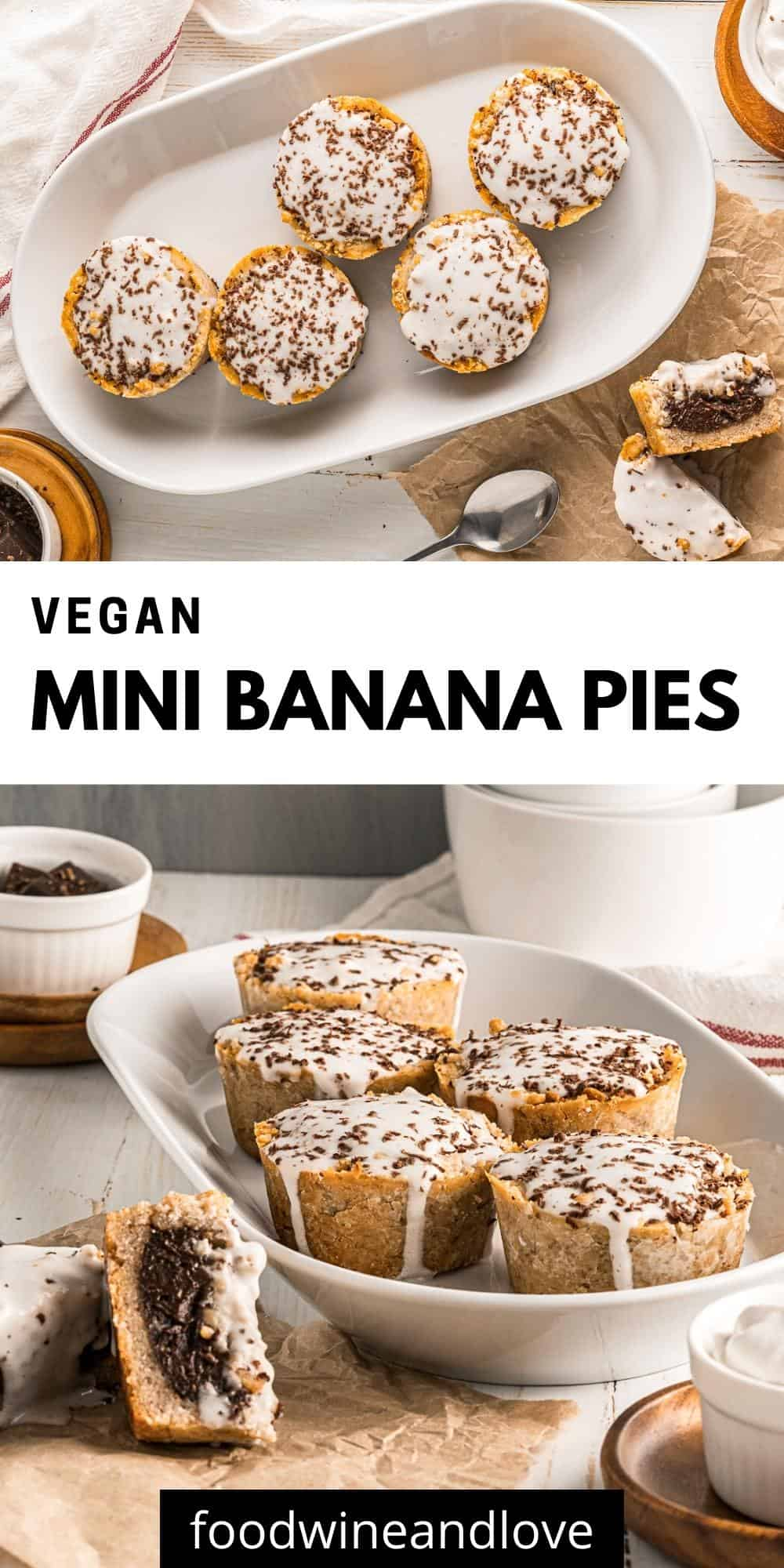 Mini Banana Pies