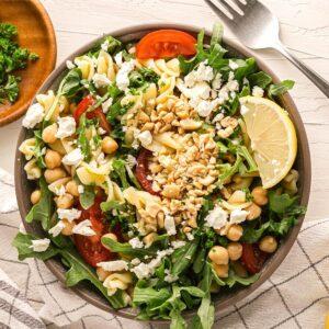 Arugula and Pasta Salad