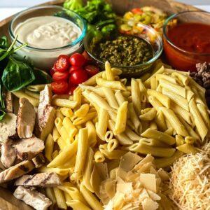 How to Make a Mediterranean Diet Charcuterie Board