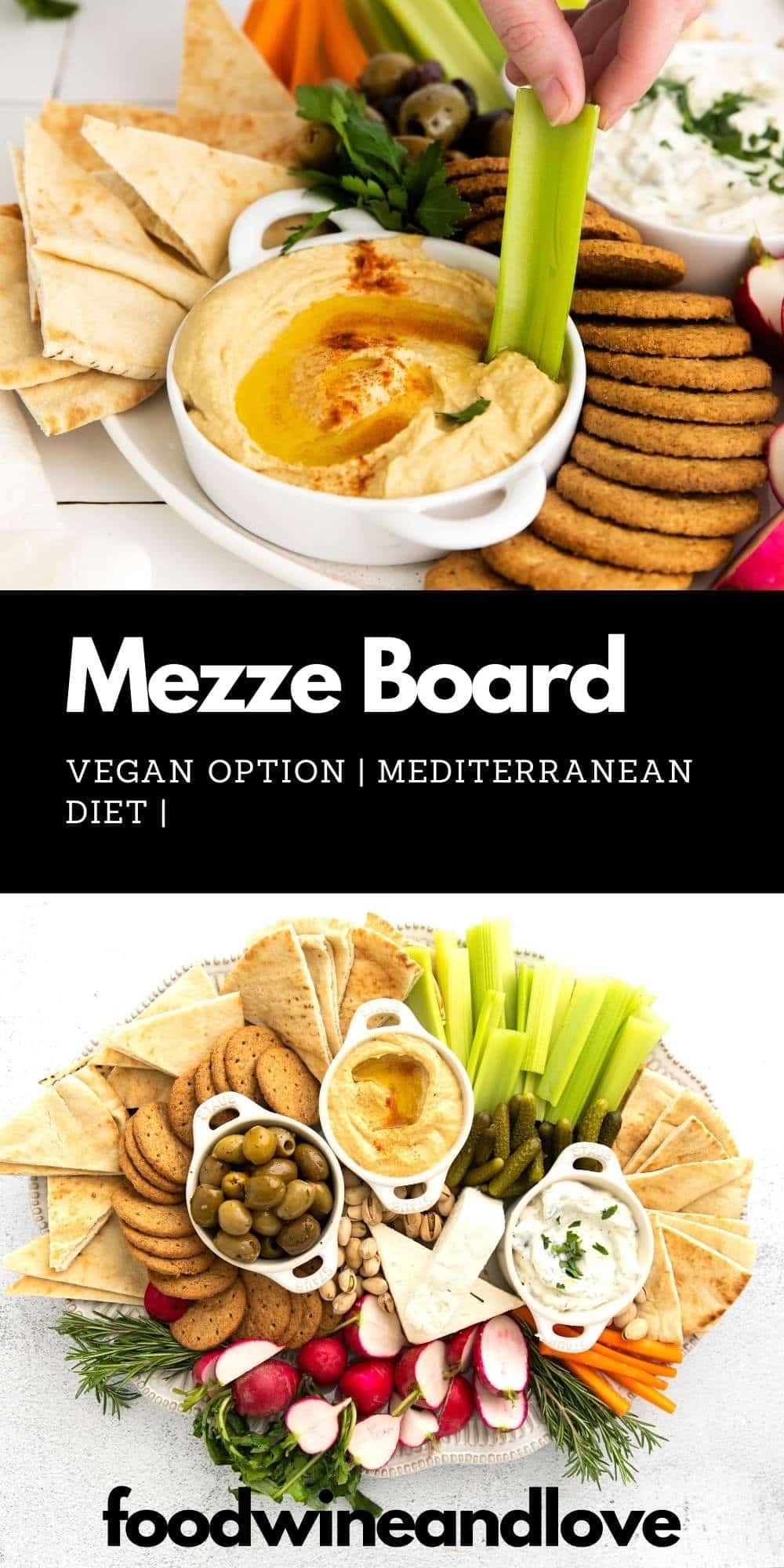 Mezze Board